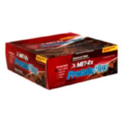MET-Rx ProteinPlus Protein Bars - Chocolate Fudge