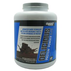 Giant Sports Products Delicious Protein Elite - Delicious Chocolate Shake