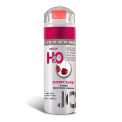 System JO JO H2O Flavored Lubricant - Cherry Burst