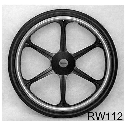 """Ableware 8 Spoke Mag Wheel 20 x 1 3/8"""" Model 779 0262"""