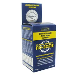 MHP Clinical Strength NO-BOMB - 90 Capsules