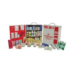 Complete Medical Supplies 100 - 150 Person First Aid Kit
