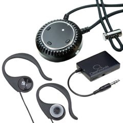 ClearSounds Quattro 4.0 LITE Adaptive Bluetooth Neckloop Connect 360 System