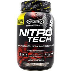 Performance Series MuscleTech Performance Series Nitro-Tech - Cookies and Cream