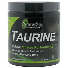 Nutrakey Taurine Vitamins and Minerals Supplement 250g