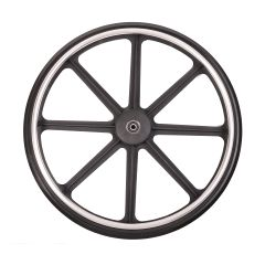 "Medline 16""-18"" Quick Release Rear Wheel Assembly"