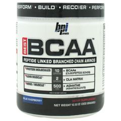 BPI Best BCAA - Blue Raspberry