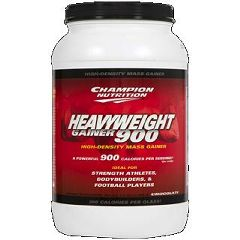 Champion Nutrition HeavyWeight 900 - High Density Mass Gainer