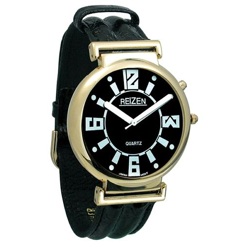 Reizen Low Vision Watch Model 086 0129