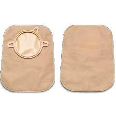 "New Image Two-Piece 7"" Closed Ostomy Bag"