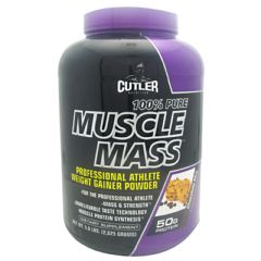 Cutler Nutrition 100% Pure Muscle Mass - Chocolate Chip