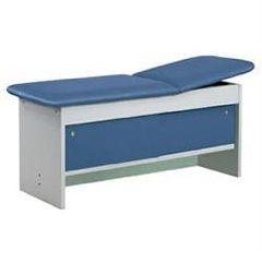 Clinton Industries Clinton Cabinet Treatment Table W/Adjustable Back