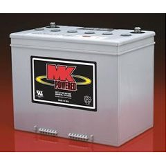 MK 12 Volt - 74 AMP Heavy Duty Gel Battery