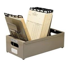 Patterson Office Supplies Compresso-Matic Tray 12""