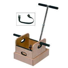 Baseline Fce Work Device - Weighted Sled With T-Handle And Accessory Box