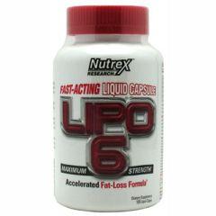Nutrex Lipo-6 White Label