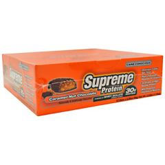 Carb Conscious Supreme Protein Carb Conscious Quadruple Layer Protein Bar - Caramel Nut Chocolate