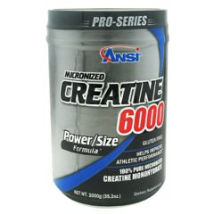 Advance Nutrient Science Micronized Creatine 6000 - Unflavored
