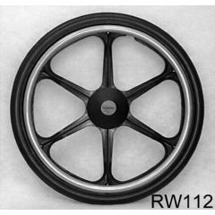 Ableware 8 Spoke Mag Wheel 20 x 1 3/8""