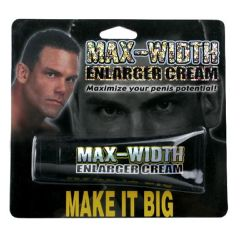 PipeDream Max Width Enlarger Cream 1.5 oz.