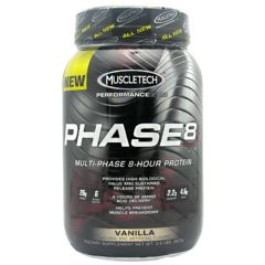 Performance Series MuscleTech Performance Series Phase 8 - Vanilla
