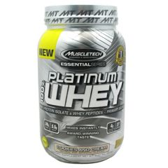 Essential Series MuscleTech Essential Series 100% Platinum Whey - Cookies and Cream