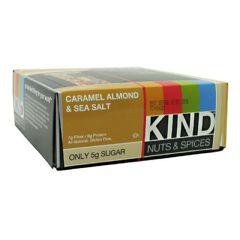 Kind Snacks Kind Nuts & Spices - Caramel Almond & Sea Salt