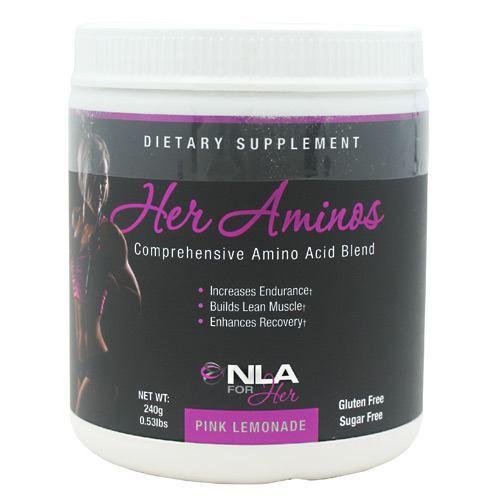 NLA For Her Her Aminos - Pink Lemonade Model 827 583094 01