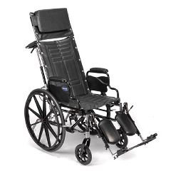 "Invacare Tracer SX5 Recliner Wheelchair - 16""x16"""