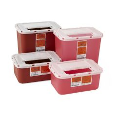 Medline Multipurpose Sharps Containers
