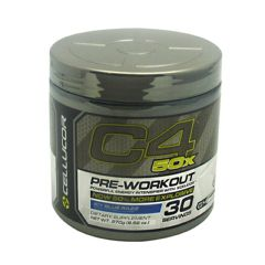 G4 Chrome Series Cellucor G4 Chrome Series C4 50x - Blue Razz