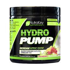 Nutrakey Hydro Pump - Strawberry Lemonade