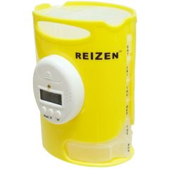 Reizen 7-Day Pill Organizer with LCD Alarm Clock Reminder