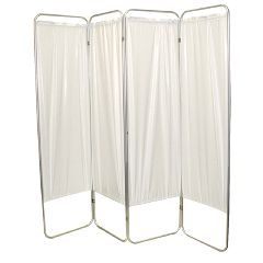 King Size 4-Panel Privacy Screen