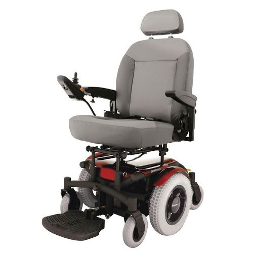 "Shoprider 6 Runner 14"" Heavy Duty Power Wheelchair Model 778 572366 01"