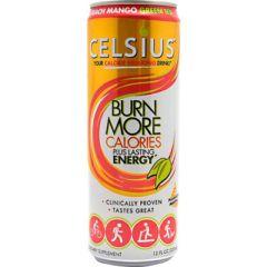 Celsius Celsius - Peach Mango Green Tea