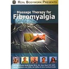 Real Bodywork Massage Therapy For Fibromyalgia Dvd