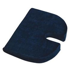 Relaxo-Bak RelaxoBak Covered Comfort Cushion - Dark Blue