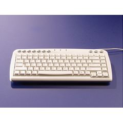 AliMed Q-Board, reduces the distance to reach to use the mouse
