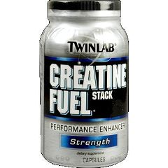 Twin Laboratories Creatine Fuel Stack