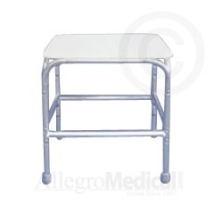 ConvaQuip Bariatric Shower Stool - 850 lb. Capacity