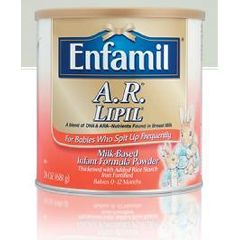 Mead Johnson Enfamil A.R. Lipil - Thickened Milk-Based Infant Formula