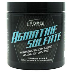 iForce Nutrition Agmatine Sulfate - Unflavored