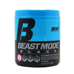 Black Beast Sports Nutrition Black Beast Mode Black - Pink Lemonade