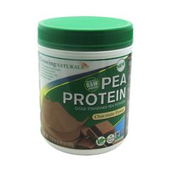 Growing Naturals Pea Protein - Chocolate