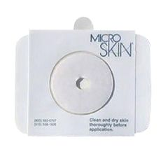 MicroSkin Adhesive Two-Piece System Barriers