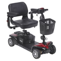 Drive Scout DST 4-Wheel Power Mobility Travel Scooter