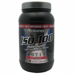 Dymatize Iso-100 - Strawberry