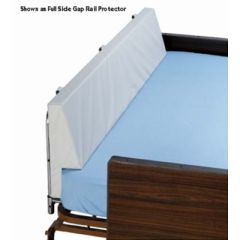 Rehab World Side Rail Wedge Gap Protector - Half Rail 36""