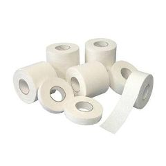 "Insource Inc. Zonas Porous Tape, 1""X10 Yards (12 Rolls/Box)"